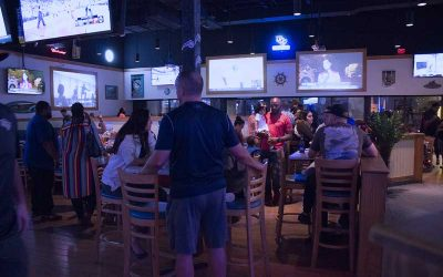Castaway's Sports Bar & Grill – Your Waterford Lake's Destination For All Things Football
